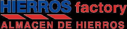 HIERROS factory – Almacén de hierros en Madrid